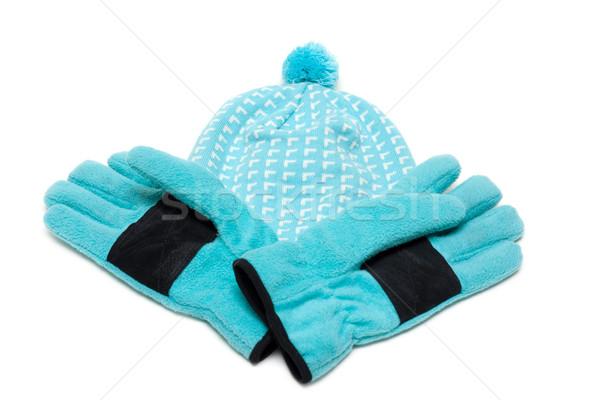 Gloves and nodding Stock photo © RuslanOmega