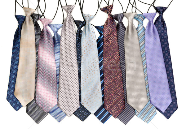 Lots of tie an elastic band Stock photo © RuslanOmega