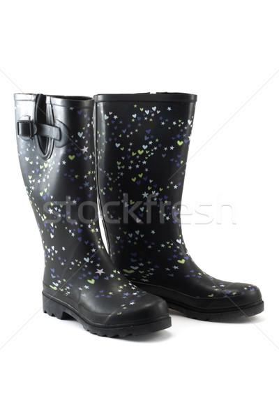 Rubber boots 4 Stock photo © RuslanOmega