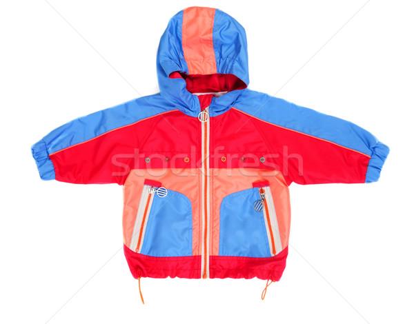 Baby hooded jacket and pocket Stock photo © RuslanOmega