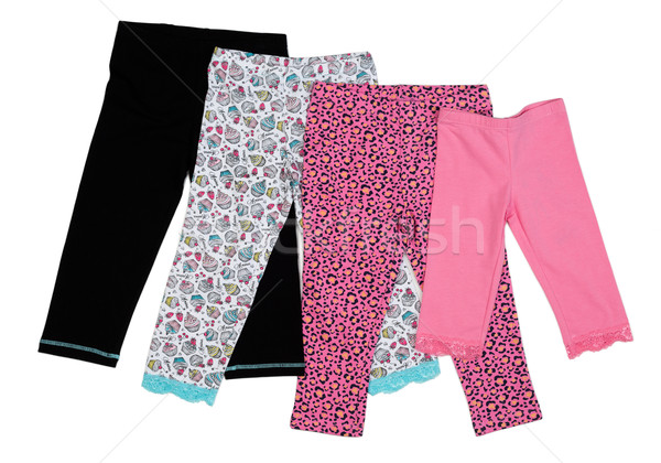 Colored children tights. Stock photo © RuslanOmega