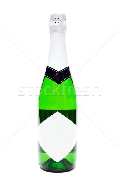 Bottle of champagne Stock photo © RuslanOmega