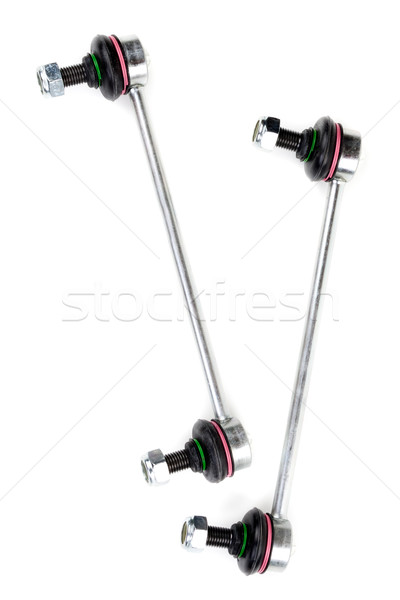pair of new steel rod car Stock photo © RuslanOmega