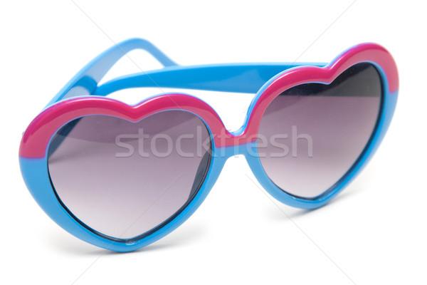Sunglasses in form heart Stock photo © RuslanOmega
