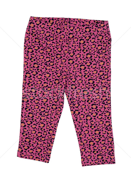 pink leopard print leggings Stock photo © RuslanOmega