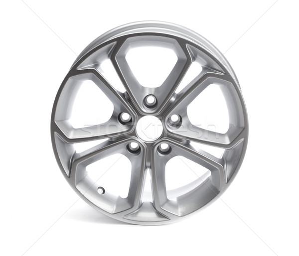 Car alloy rim Stock photo © RuslanOmega