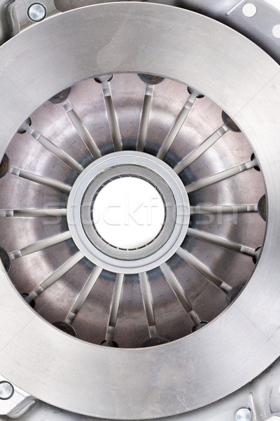 clutch plate isolated on white Stock photo © RuslanOmega