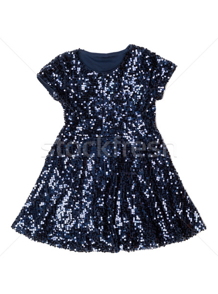 dress with sequins Stock photo © RuslanOmega