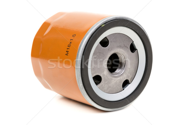 Screw-on Type Oil Filters For a car Stock photo © RuslanOmega