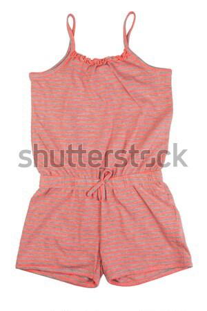 Pourpre lingerie short blanche Photo stock © RuslanOmega