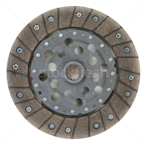 New clutch disc from the modern car Stock photo © RuslanOmega