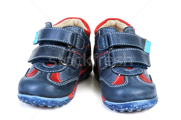 Baby atheletic footwear Stock photo © RuslanOmega