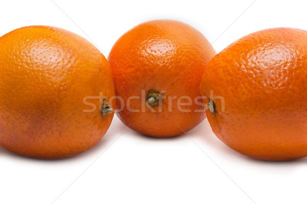 Three oranges Stock photo © RuslanOmega