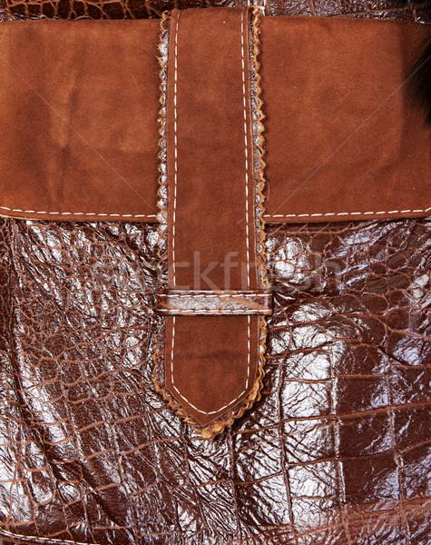Brown pocket Stock photo © RuslanOmega