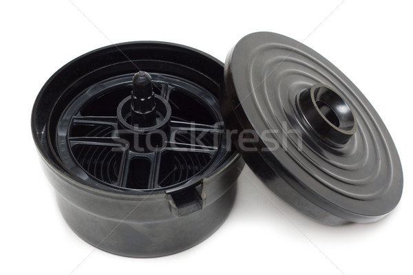 Blackenning plastic ditch Stock photo © RuslanOmega