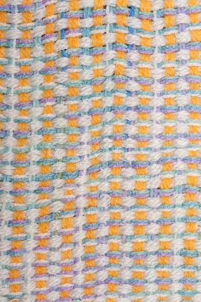 Knitted colour plaid fabrics Stock photo © RuslanOmega