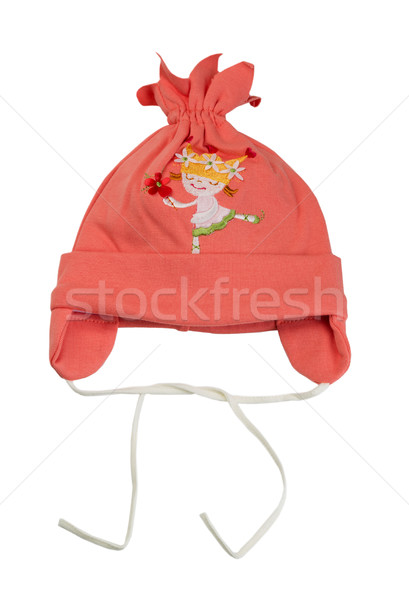Children's hat with laces. Stock photo © RuslanOmega