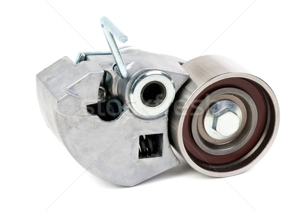 Belt tensioner for V-ribbed belt Stock photo © RuslanOmega