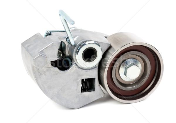 Cintura bianco auto costruzione tecnologia industria Foto d'archivio © RuslanOmega