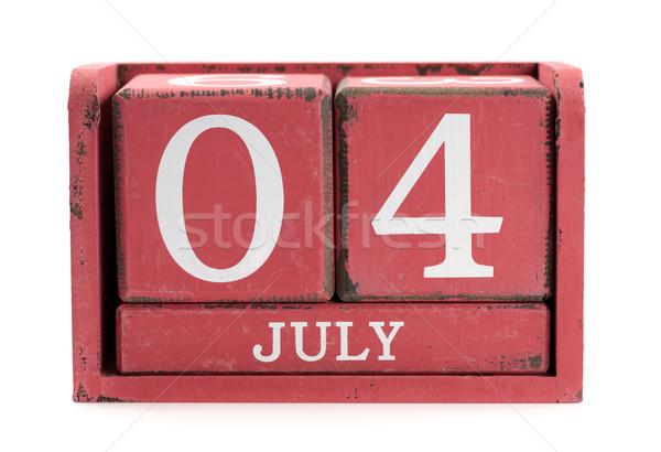 Fourth of July Stock photo © RuslanOmega