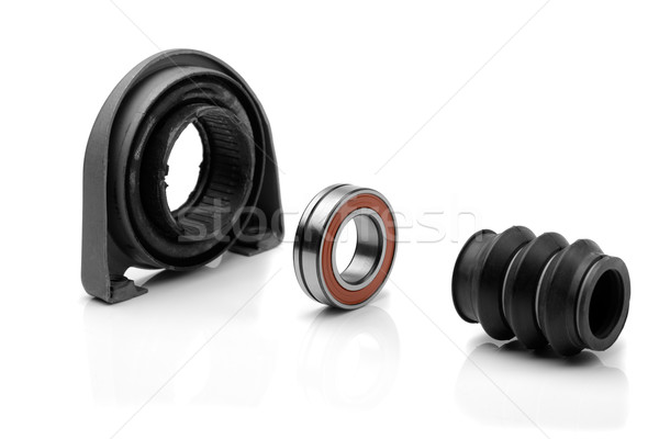 Ondersteuning drive wielen auto ingesteld Stockfoto © RuslanOmega