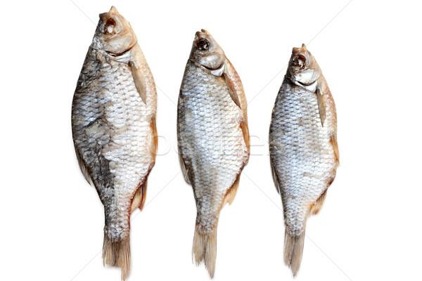Dried fish Stock photo © RuslanOmega