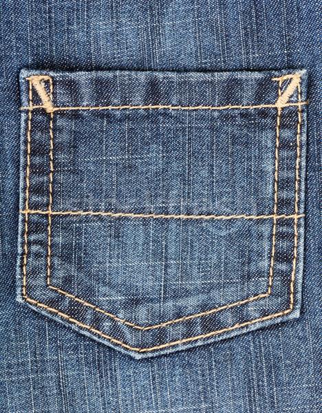 classic jeans pocket Stock photo © RuslanOmega