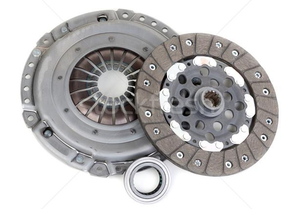 Teile Kupplung Kraftfahrzeug Platte Disc Stock foto © RuslanOmega