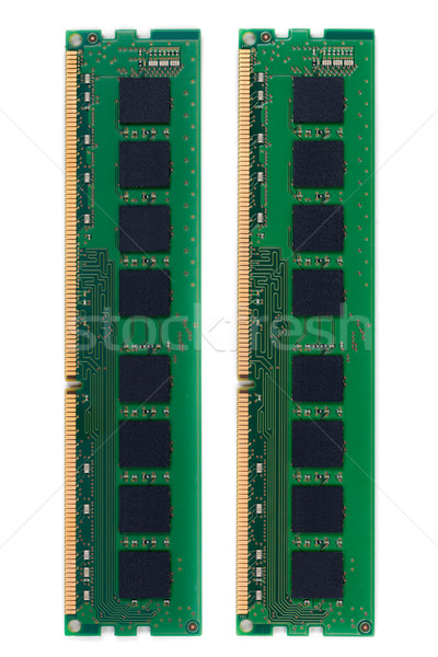RAM (Random Access Memory) for PC Stock photo © RuslanOmega