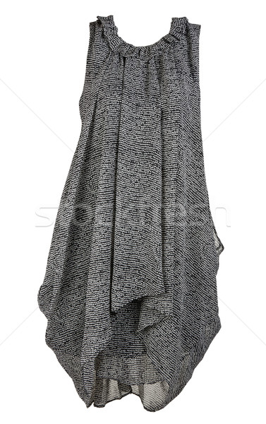 gray and stylish women's dress Stock photo © RuslanOmega