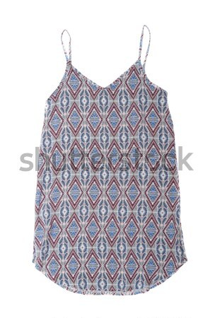 gray vest with a pattern Stock photo © RuslanOmega