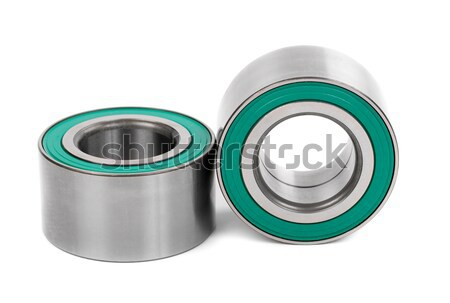 Two new bearing to the vehicle isolate  Stock photo © RuslanOmega