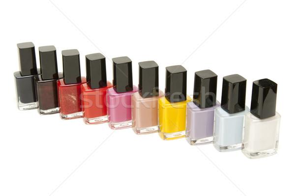 Varnish for nail Stock photo © RuslanOmega