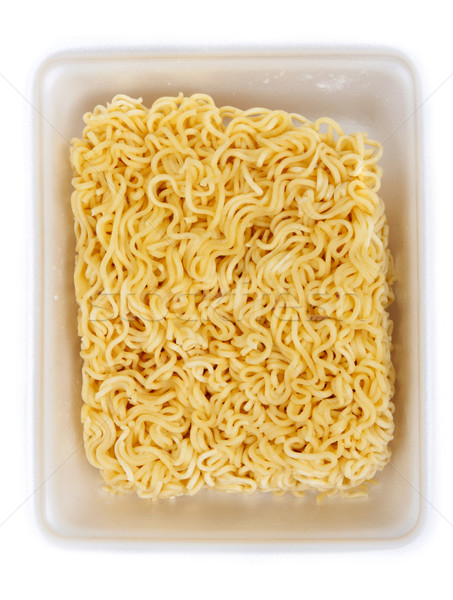 Dry noodles of the quick preparation Stock photo © RuslanOmega