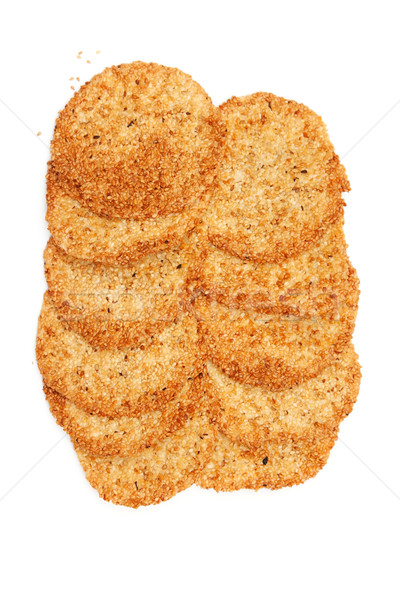 Biscuits with sesame seeds Stock photo © RuslanOmega