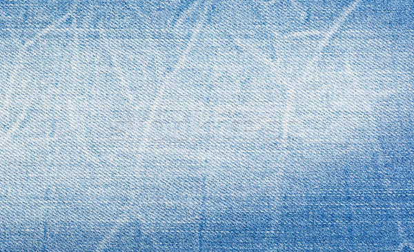 artificially aged denim, close-up  Stock photo © RuslanOmega