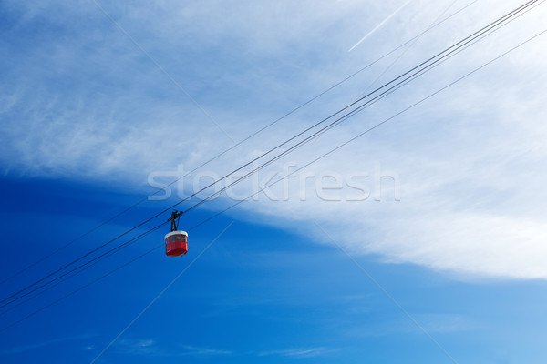 Stock photo: funicular