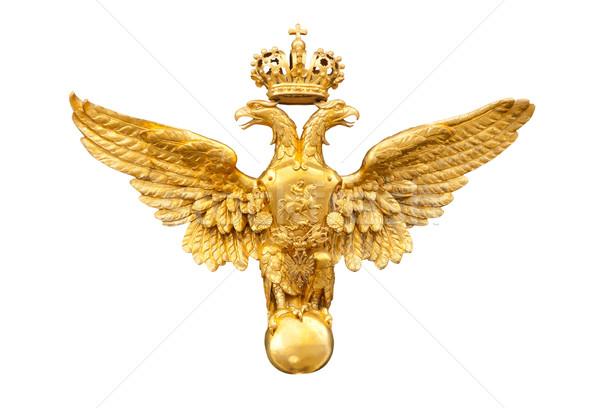 gold double eagle Stock photo © RuslanOmega