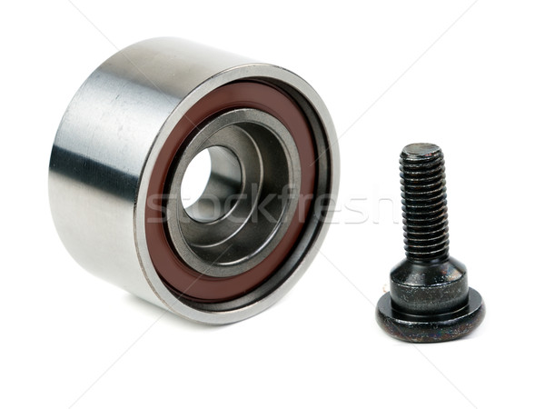 Motor bearing with bolt Stock photo © RuslanOmega
