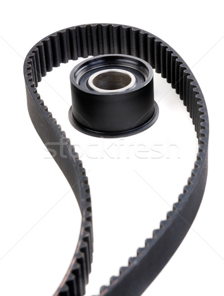Roller and timing belt Stock photo © RuslanOmega