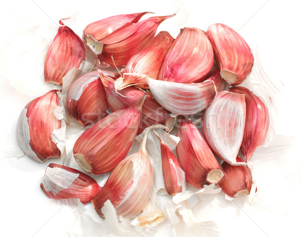 Garlic Cloves Stock photo © russwitherington