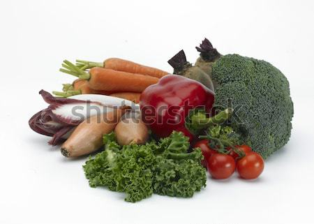 Veg selection Stock photo © russwitherington