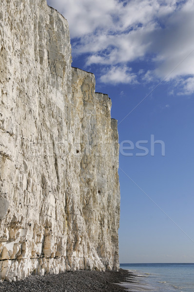 Chalk Cliffs Stock photo © russwitherington