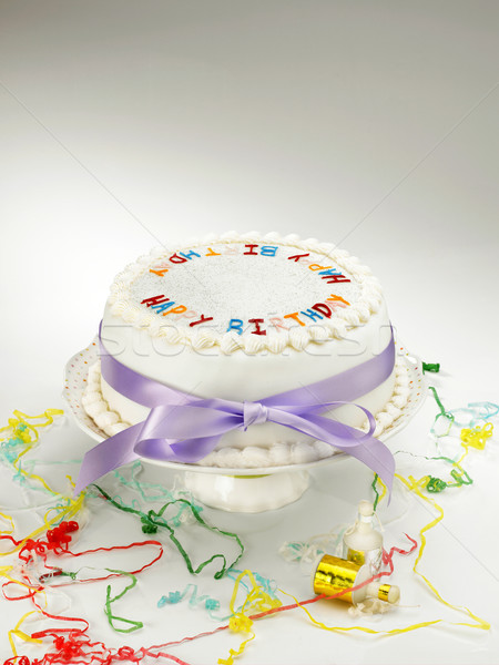 Cake and cakestand Stock photo © russwitherington