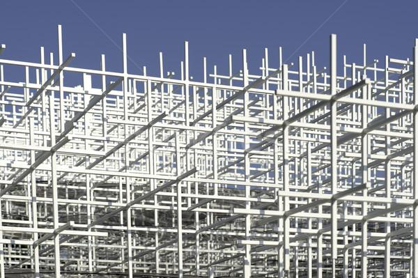 white framework Stock photo © russwitherington
