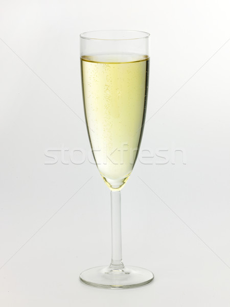 Champagne verre fête Photo stock © russwitherington