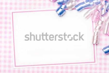 Party invite Stock photo © RuthBlack