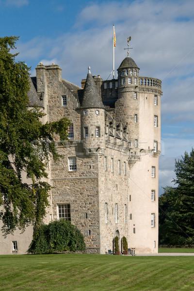 城 スコットランド 中世 夏 石 ストックフォト © RuthBlack