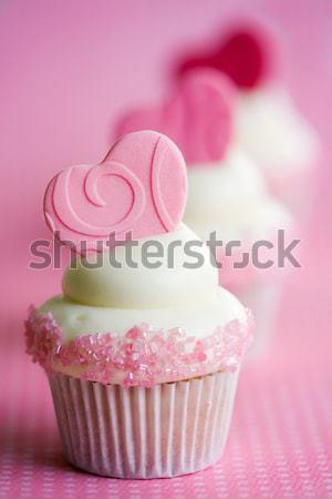 Cupcake love Stock photo © RuthBlack