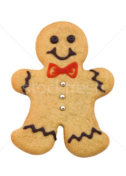 Gingerbread man Stock photo © RuthBlack